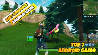 Top 07 Android/iOS Best Graphics Games Online & Offline Game