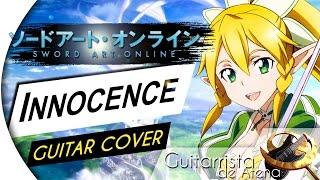 Sword Art Online - Innocence (OPENING 2) (Guitar Cover By Guitarrista De Atena)