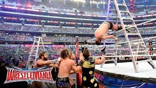 Intercontinental Title Ladder Match: WrestleMania 32 on WWE Network
