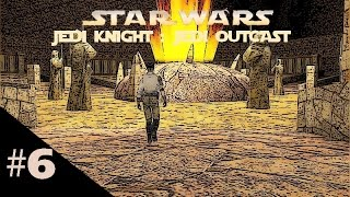 Star Wars Jedi Knight II Jedi Outcast Episode 6: La haine et la vengeance ! - Let