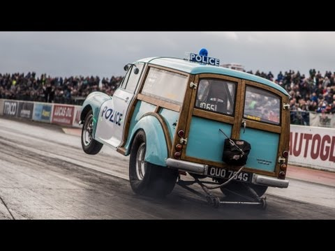 [Santa Pod] - Togethia - Easter Thunderball 2012 - Motors TV