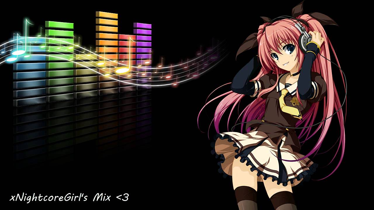 Nightcore 1 hour nightcore dance mix and gaming mix - Anime wallpaper music ...