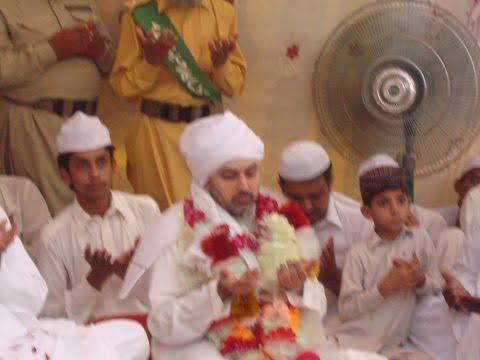 Dastar Bandi Syed Irfan Haider Shah sahib slide Astana alia jalalpur sharif Part 1