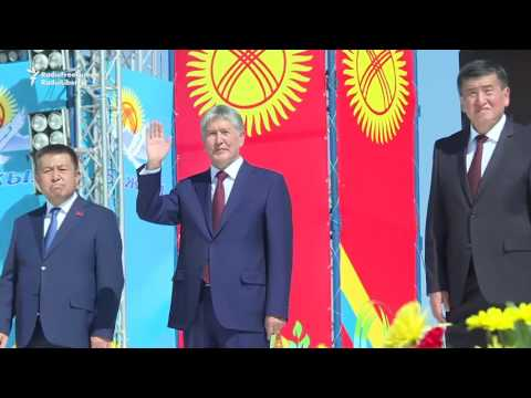 Kyrgyzstan Marks Independence Day With Parade In Bishkek