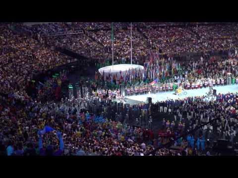 RIO 2016   OPENING CEREMONY, MARACANA STADIUM 5