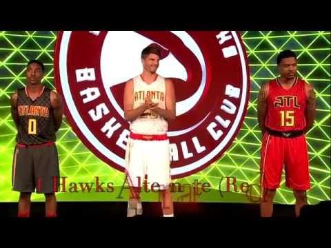 Top 5 Modern NBA Jerseys