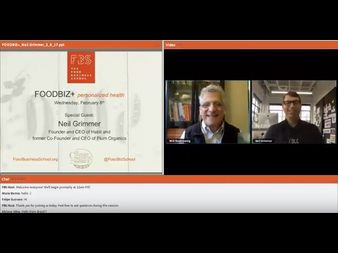 FOODBIZ+ Personalized Health with Neil Grimmer