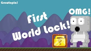 Growtopia | How to get World Lock(Thanks So Much Guys For Support!:D i Hope Your Give me Like , Comment , Subscribe ♥ instgram: https://instagram.com/kareemxd_gaming/ ♥ instagram ..., 2015-08-04T16:37:38.000Z)