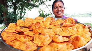 Aloo Puri Recipe | आलू मसाला पूरी | Potato Poori By Grandma | How  To Make Aloo Puri