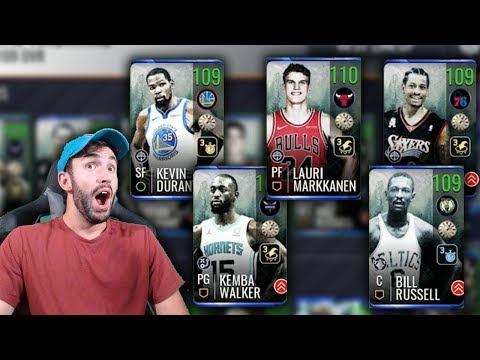 The SCARRIEST Team In Nba Live Mobile