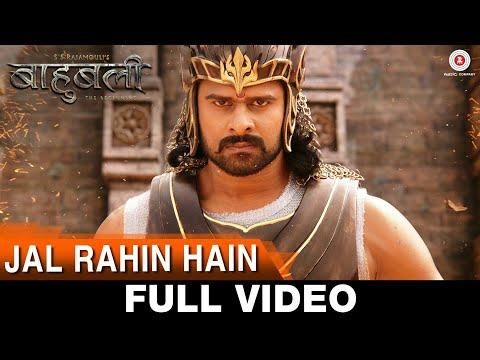 Jal rahi hai - full video/baahubali full HD song