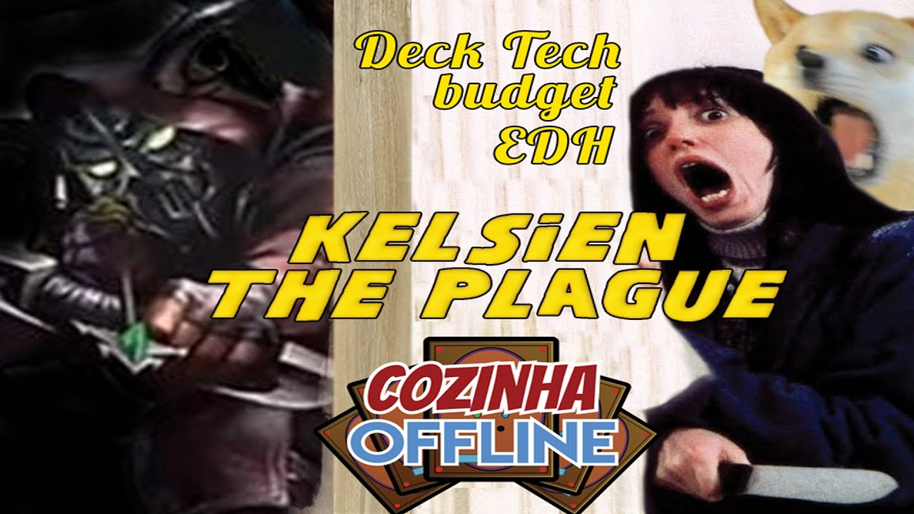 Kelsien, a Praga (Budget) - Deck Tech | Low Commander #3