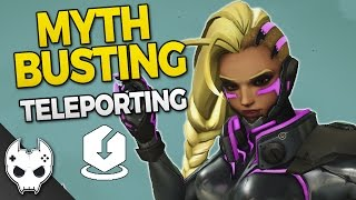 Overwatch Mythbusters - Sombra Teleporting thumbnail