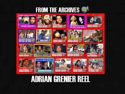 Adrian Grenier : PAPARAZZI CHRONICLES