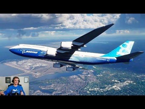 Microsoft Flight Simulator 2020 - FIRST LANDING