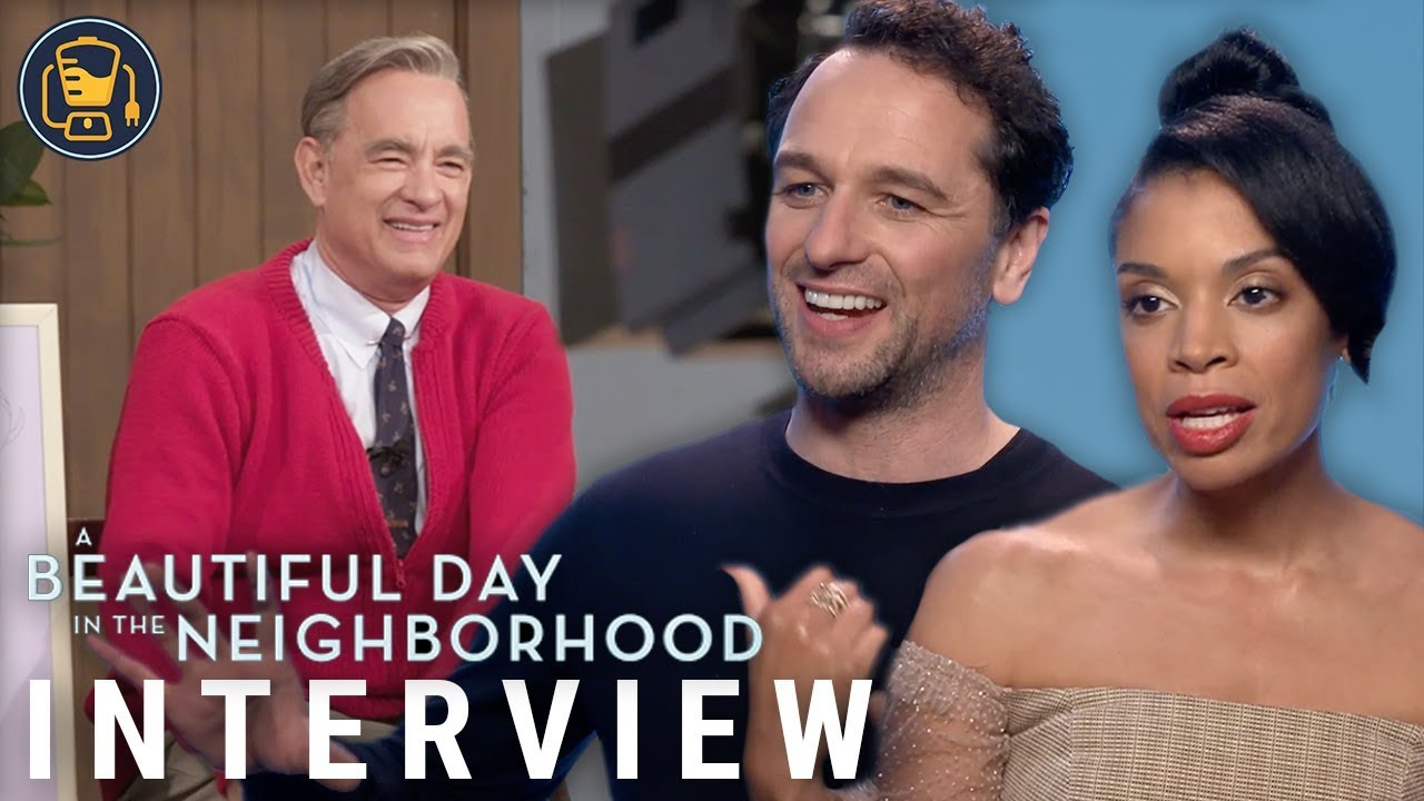 Matthew Rhys And The A Beautiful Day In The Neighborhood Cast On Tom Hanks And More Youtube