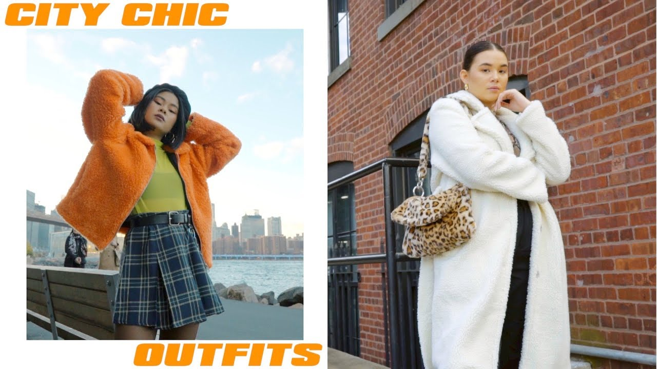 CITY CHIC OUTFITS | Fall/Winter Lookbook with Nelly.com 9