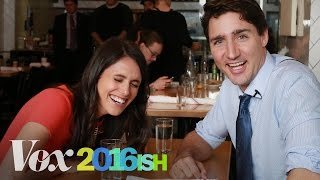 Justin Trudeau is pretty sure you won't move to Canada | 2016ish #1