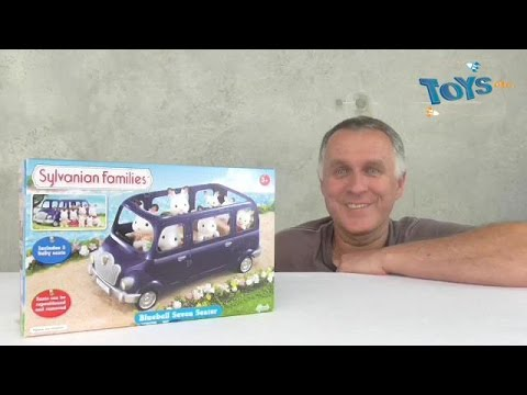 Sylvanian Families Bluebell Seven Seater Review By Toys Etc Australia