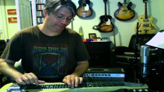Cool Tool - The Lap Steel - Part Three