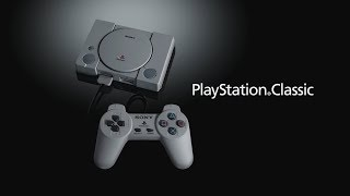 PlayStation Classic Announced! (20 PS1 Classics, 2 Controllers, but NO AC Adapter!?)