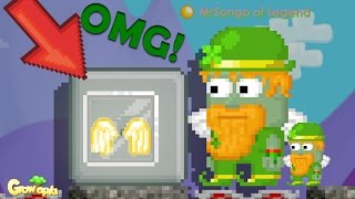 GOLDEN WING DICE GAME! | GrowTopia