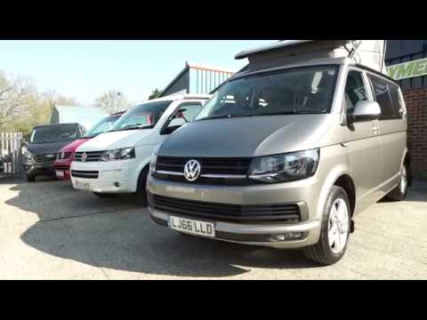Second-hand Volkswagen Campervan Review
