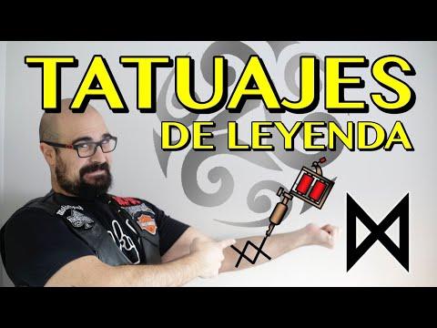 TATUAJES DE LEYENDA