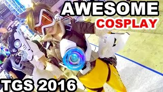 Game | Hottest COSPLAY TGS 2016 |Tokyo Game Show 2016 | Hottest COSPLAY TGS 2016 |Tokyo Game Show 2016