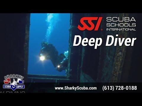 SSI Deep Diver Course - Scuba Diving Ottawa