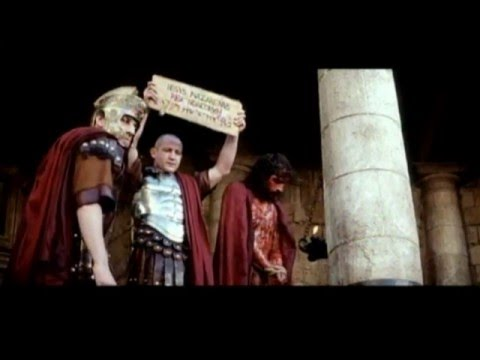 "''Pilate"" - ""Do not cry"" Deleted Scenes The Passion of Christ"