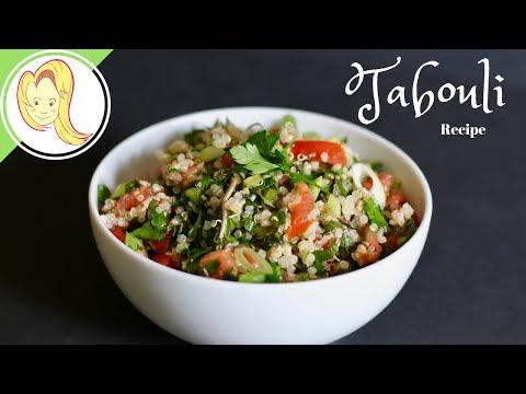 Amazing Quinoa Tabouli