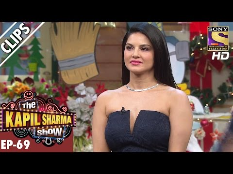 Sunny Leone's Shayari for Siddhu Paaji - The Kapil Sharma Show – 25th Dec 2016