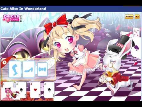 Juegos Kawaii Capitulo 3 Alicia En El Pais De Las Mil Maravillas