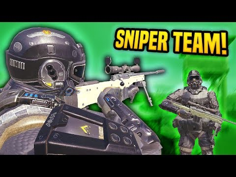 SNIPING IN VIRTUAL REALITY IS AWESOME - Zero Caliber VR | Multiplayer Funny Moments! |