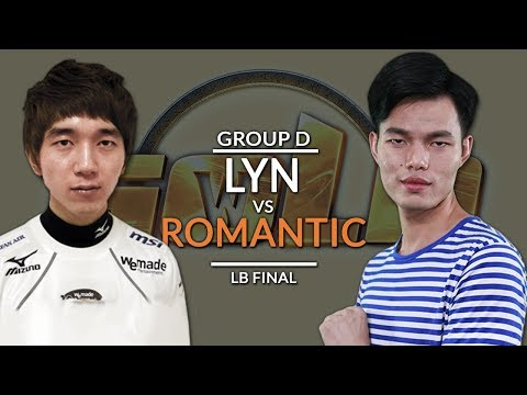 GCS:W 2017 - LB Final (Group D): [O] Lyn vs. Romantic [H]