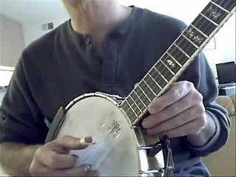 banjo lesson how to use forward rolls funnycat tv. Black Bedroom Furniture Sets. Home Design Ideas
