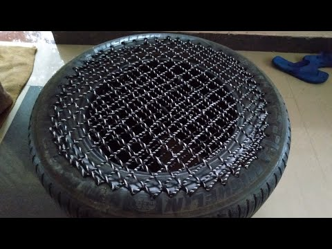 Best Use Of Old Tyre