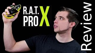 Mad Catz Rat Pro X - The best gaming Mouse in the world ?! [4K]