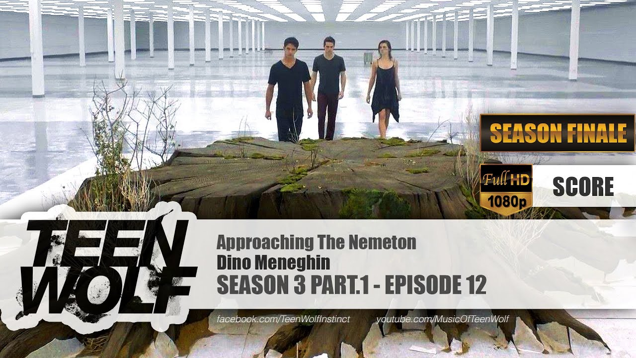 Approaching The Nemeton | Teen Wolf 3x12 Score [HD]