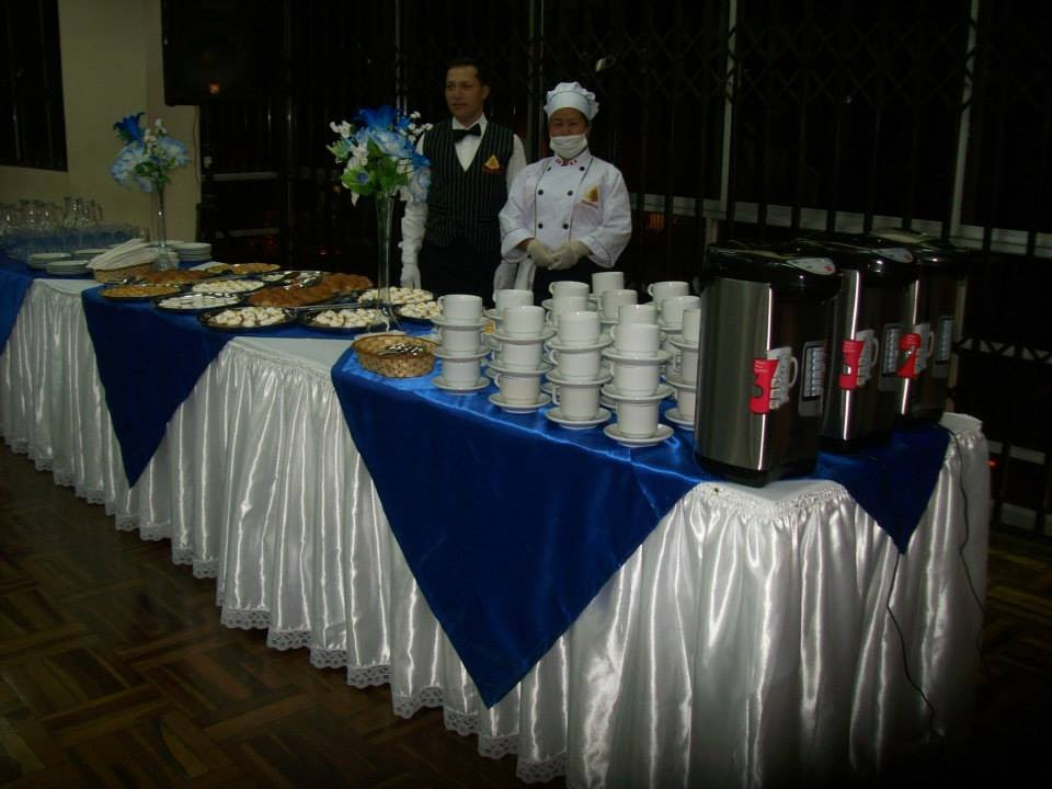 EVENTOS EDLUGUI BRINDA SERVICIOS DE COFFEE BREAK A