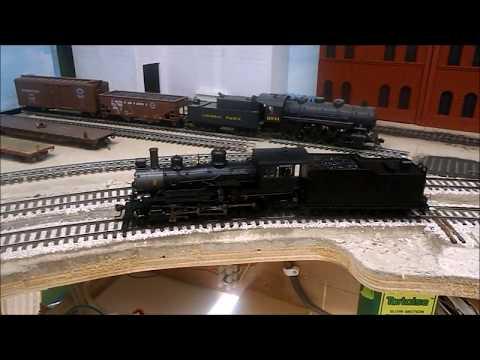 My railroad: New Motive Power 1 - first of a new fleet?