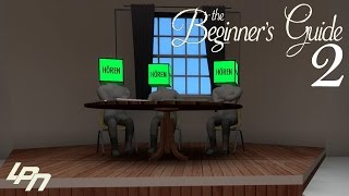 THE BEGINNERS GUIDE Part 2 - Stimmen im Kopf (PC) / Lets Play The Beginners Guide