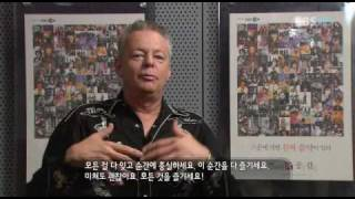 Tommy Emmanuel  - Interview + I Go To Rio, Seoul 2009