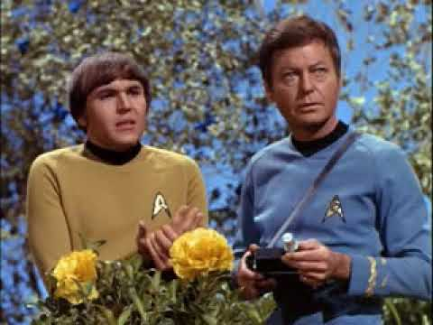 Star Trek TOS - Way To Eden - Acidic Plants and Adam's death