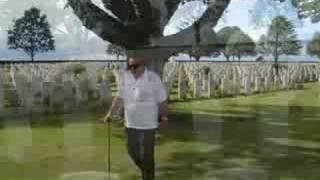 WW II german Veteran (1of 5) D-day Normandy 1944 / 2008