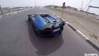 Pov drive dmc lamborghini aventador | super cars review