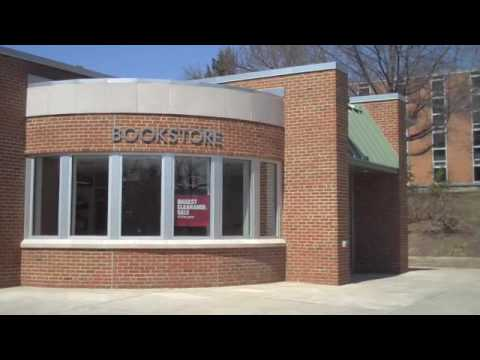 A sloppy one minute tour of Penn State Altoona