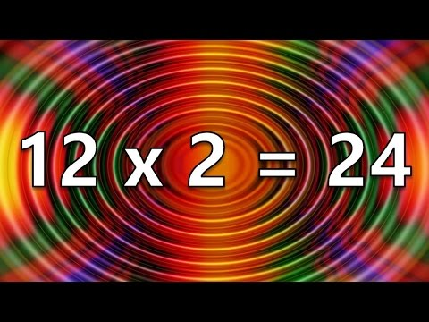The 12 Times Table Song (Multiplying by 12) | Silly School Songs