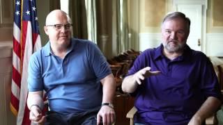 God's Not Dead 2: Writers Cary Solomon & Chuck Konzelman Movie Interview